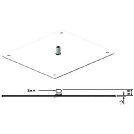 Antenne Plafond H:1,6mm