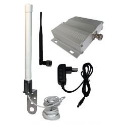 Pack Répéteur GSM 900MHz (alarmes, automates  ...)